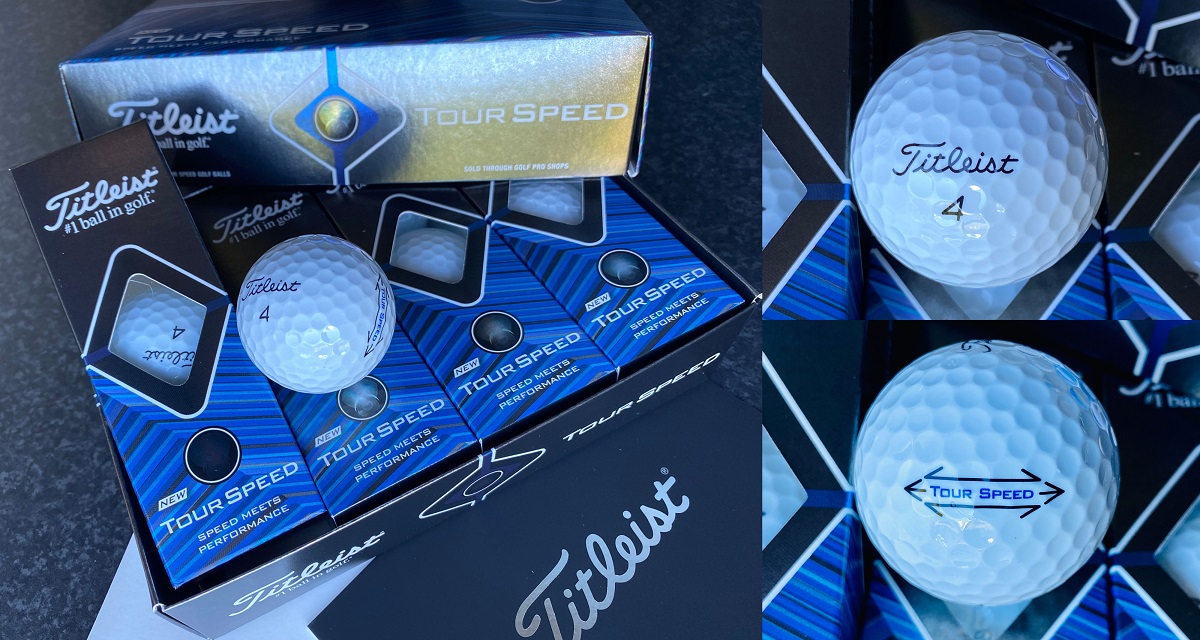 [Test] Titleist Tour Speed -Michael Broström