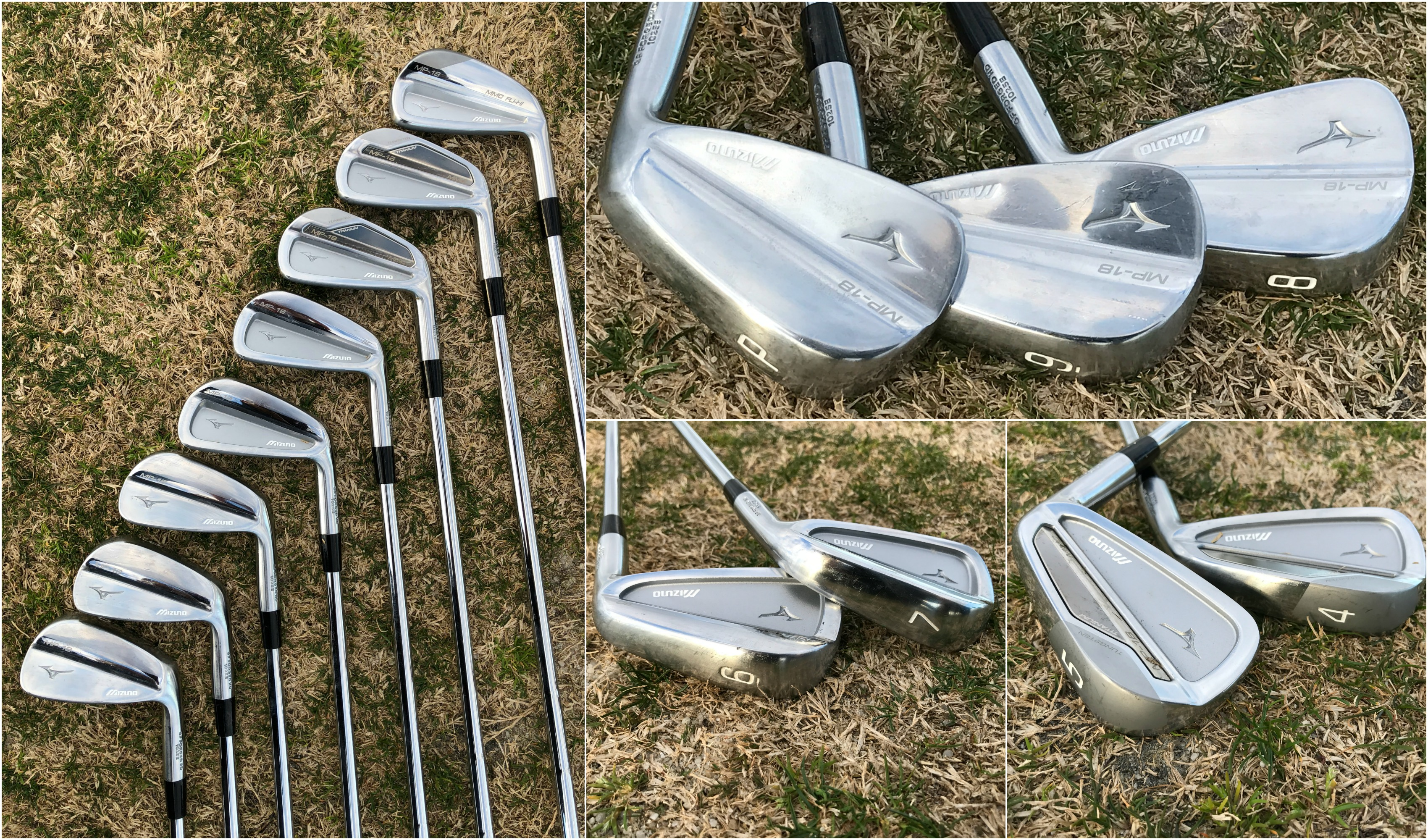 [Test] Mizuno MP-18 – en skön kombination -Michael Broström