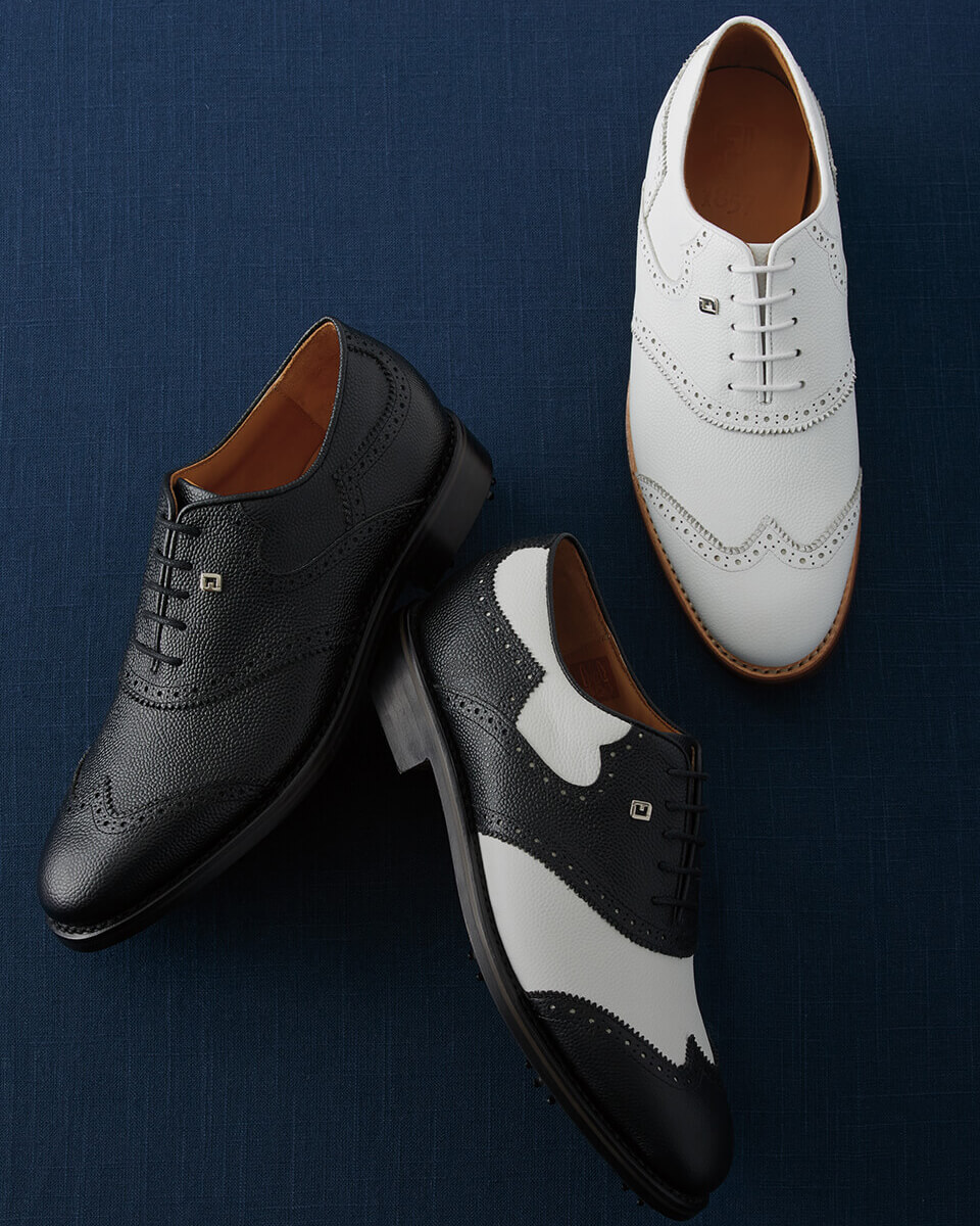 FootJoy lyxar till det lite extra med 1857 Collection