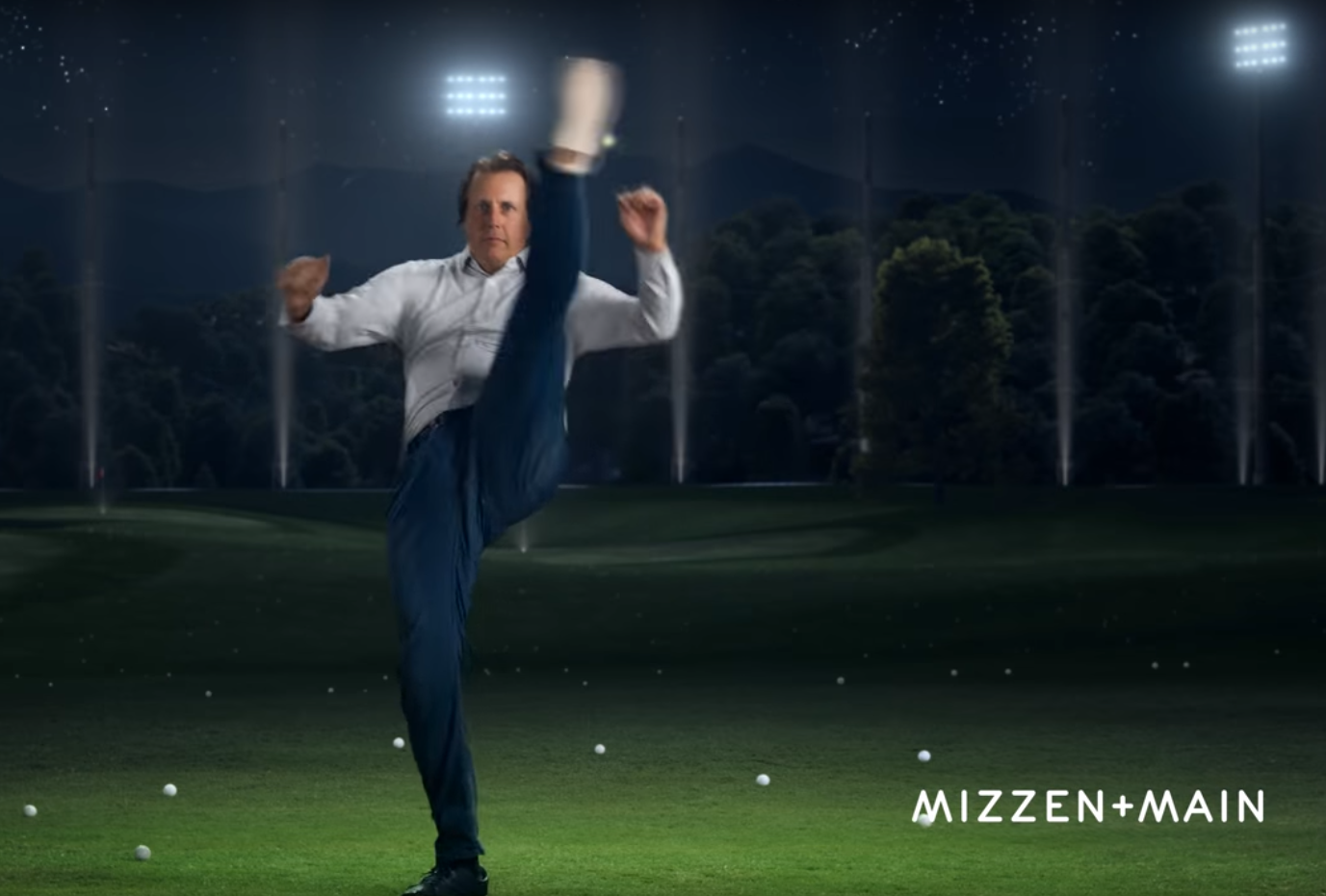 Moves like Mickelson