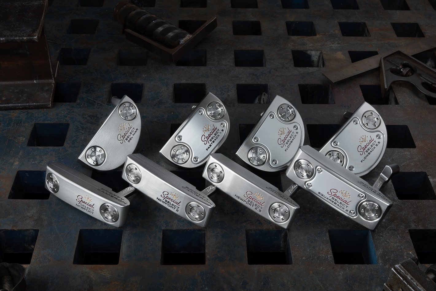 Nya Scotty Cameron Special Select från Titleist