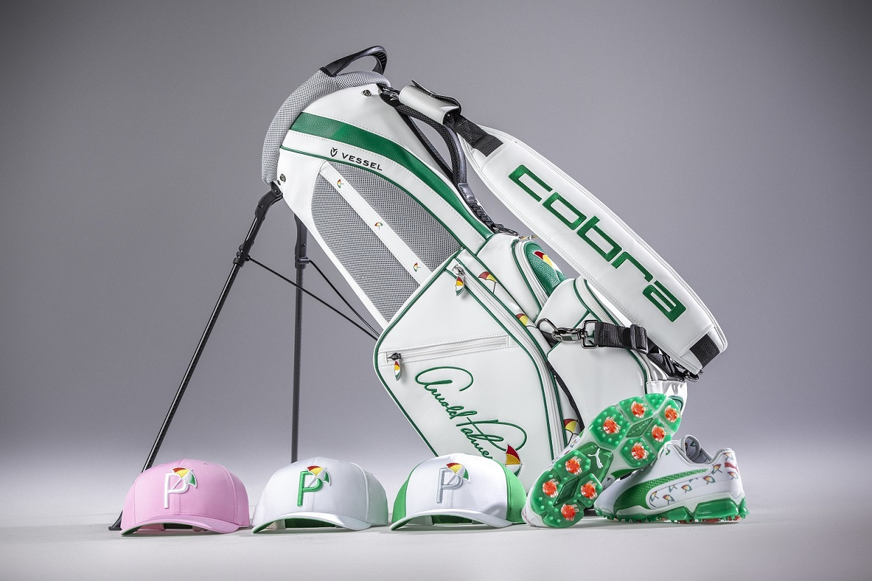 Puma Limited Edition – Arnold Palmer-style