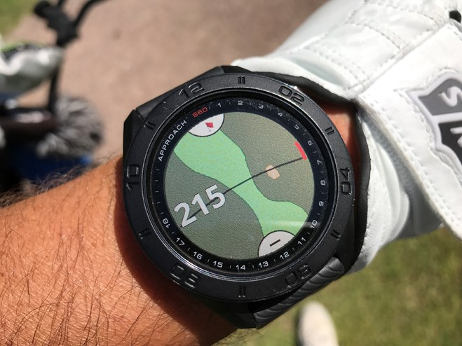[Test] Garmin Approach S60