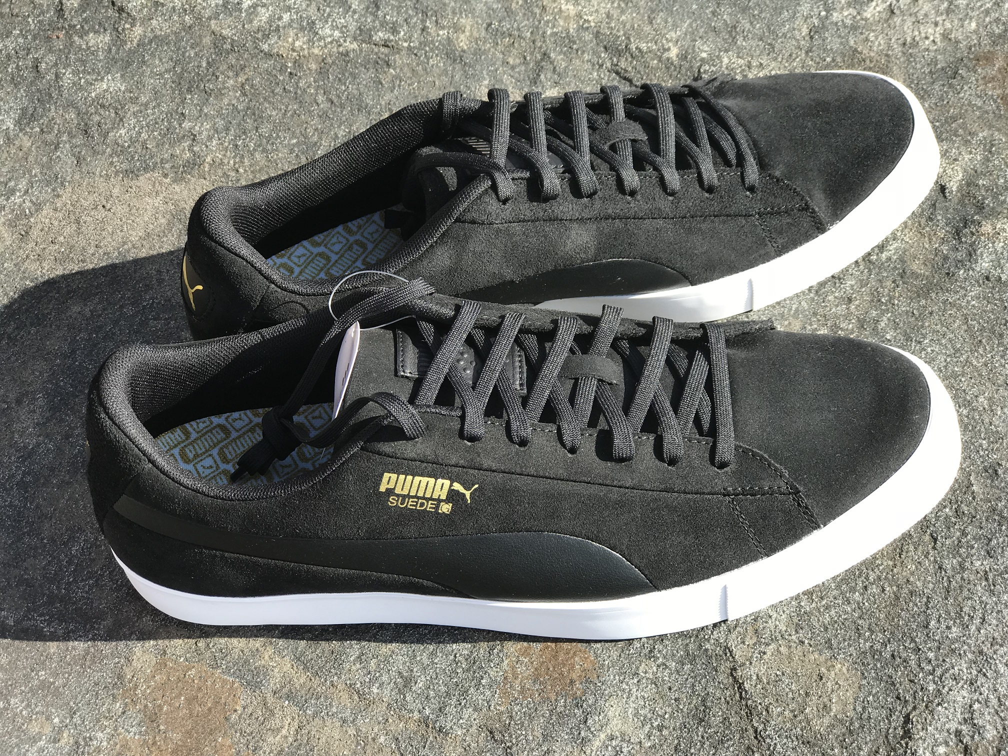 [Test] Puma Suede G – looking good and playing well